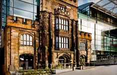 Glasshouse Hotel in Edinburgh. Stunning combination of old and modern architecture and interior! See more at jebiga.com #travel #toptravel #glasshousehotel #edinburgh