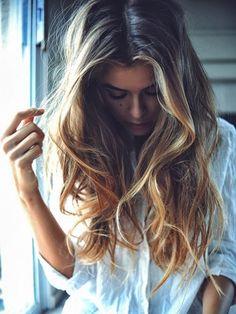 10 problèmes que connaissent les filles aux cheveux longs
