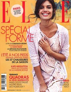 Sara Sampaio for Elle France - April 2015