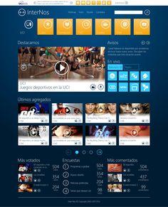 Portal de contenidos multimedia para la Universidad de las Ciencias Informáticas