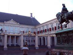 Paleis Noordeinde, Den Haag.