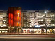 Gallery of Santa Monica Parking Garage / Brooks & Scarpa - 12