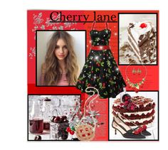 """Cherry Lane"" by krystalkm-7 ❤ liked on Polyvore featuring Gucci and Frontgate"