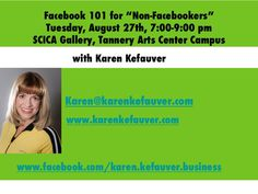 Social Media for Artists - How to Get Started, Best Practices and Resources by Karen Kefauver via slideshare