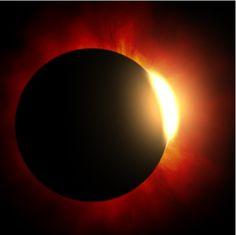 Black Sun Folklore #FolkloreThursday About solar eclipses, Paladins, Necromancers and carnelian stones.