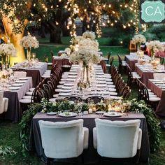 Stunning enchanted garden wedding in Malibu ��  @saddlerockranch_events #gardenwedding #malibuwedding #enchantedforest http://gelinshop.com/ipost/1517451277141826730/?code=BUPEeWSAFyq