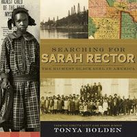 The story centers around a black child named Sarah Rector who lived in the early twentieth-century. Rector's great-grandmother was a slave owned by Chief Opothole Yoholo of the Creek tribe. In 1907, at the age of five, Sarah Rector became a landowner. She had no idea that the land she owned was full of oil, and that by the age of twelve she would become a very wealthy young lady. Review by the Non Fiction Detectives.