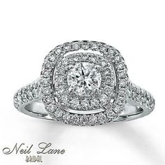 Ruby White Gold Engagement Rings Kay Jewelers 43