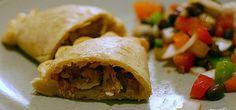 Chicken Empanada with Chorizo and Olives Recipe | Serious Eats