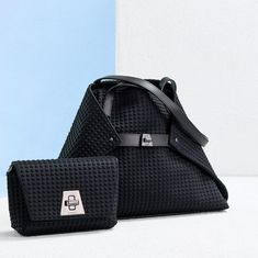 No matter what year it is, some essentials just stay timeless. Like our Ai messenger and Small Anouk Day bags, both available in signature techno fabric. Day Bag, Small Shoulder Bag, Techno, Convertible, Essentials, Handbags, Pure Products, Zip, Spring