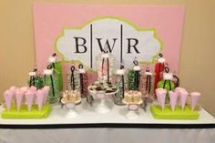 Los Angeles PR firm BWR hosted an event in March to preview its clients spring and summer offerings for media guests. Appropriately, the event in the firms offices included a dessert bar decked out in shades of pink and green. There was also a make-your-own fragrance bar, nail art, treats from Georgetown Cupcake, and juices from Pressed Juicery.