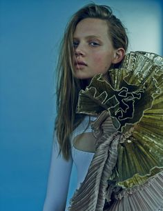 The Rise of Holly Rose Emery (i-D online)
