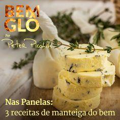 O Nas Panelas de hoje conta com Peter Picolin (cinesiólogo esportivo convidado da Bemglô) ensinando 3 receitas de manteiga pra lá de saudáveis!  Vem com a gente e confira! :D #bemglo #naspanelas #peterpicolin #manteigadobem