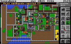 Retropelit - Sim City - #retropelit