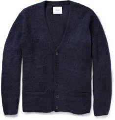 Sibling mohair-blend cardigan £260