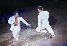 Carlos & Witney, Alek & Lindsay Paso Doble Showstoppers Night