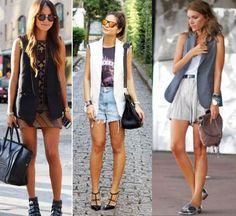 LindonaRem- Comunidade da Moda : Coletes Longos - Tendência Verão 2015 e 2016