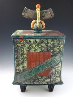 Urn Series - Daniel Oliver Ceramics
