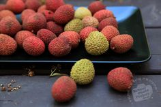 lychee, ripe lychees on plate, picture of lychees, fresh lychee, fruit photo, free stock photo, stock photography, royalty-free image Royalty Free Images, Royalty Free Stock Photos, Lychee Fruit, Fruits Photos, Free Fruit, Raspberry, Plates, Fresh