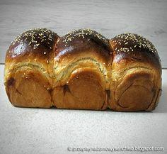 JAPOŃSKI CHLEB MLECZNY HOKKAIDO Toast, Milk, Bread, Baking, Food, Hokkaido, Bread Making, Meal, Brot