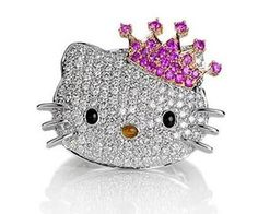 Style Hello Princess Kitty fashion love