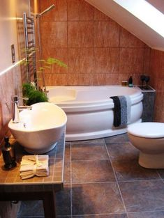 Under Staircase Bathroom Design