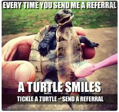 Something to brighten your day... or possibly mine. :) #happy #referral #property #realestate #cute #funny