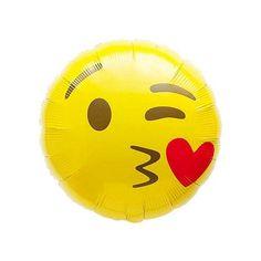 Mylar Emoji Balloons – Oh Happy Day Shop