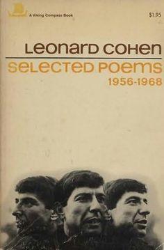 Leonard Cohen - Selected Poems1958-1968 (1968)