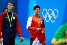 Singapore's Joseph Schooling Wins Gold, Beats His Hero Michael Phelps Eight…
