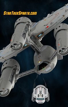The Star Ship Sparta, NCC-1300!!!