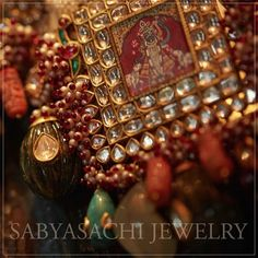 Explore shaadidukaan india's collection of The Unique Sabyasachi Gem Jewelry images on Designspiration. Royal Jewelry, Gems Jewelry, Photo Jewelry, Indian Wedding Jewelry, Indian Jewelry, Trendy Jewelry, Necklace Designs, Jewelry Collection, Jewelry Design