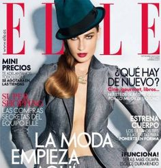 Eugenia Volodina - Gallery with 17 magazine covers - Fashion Model ...