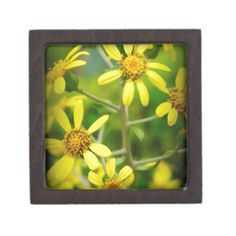 Choose from a variety of Flower gift boxes on Zazzle. Our keepsake boxes are great places to hold valuables like jewelry. Yellow Wildflowers, Custom Gift Boxes, Keepsake Boxes, Wild Flowers, Frame, Gifts, Picture Frame, Presents, Wildflowers