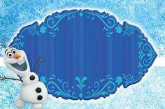 Frozen's Olaf printable party set.   http://montandoaminhafesta.blogspot.com/2014/10/olaf-frozen-uma-aventura-congelante.html