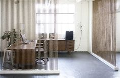 Rope Room Divider - Home Decor Ideas