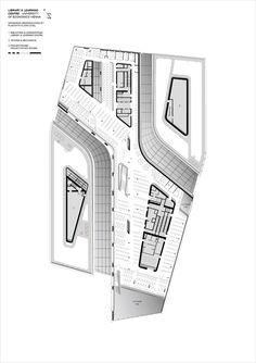Galería de Biblioteca y centro de aprendizaje de la Universidad de Economía, Viena / Zaha Hadid Architects - 71