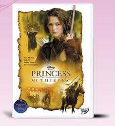 Meet Robin Hood's daughter, played by Keira Knightley, in the Princess of Thieves movie. Own the Princess of Thieves DVD and uncover Gwyn's thrilling adventure. Disney Movie Club, Disney Princess Movies, Disney Movies, Movie Tv, Keira Christina Knightley, Keira Knightley, Movies Showing, Movies And Tv Shows, Jonathan Hyde