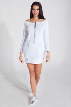 Sukienka Model F274 White