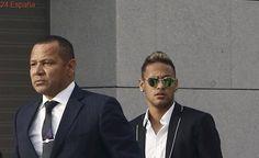 El padre de Neymar cobrará hoy 26 millones del Barcelona
