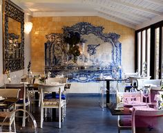 Estórias na casa da comida Lisboa  http://www.casadacomida.pt/casa-da-comida-restaurante-galeria.html