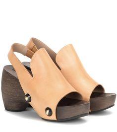 cool Clog-sandalen Aus Leder http://portal-deluxe.com/produkt/clog-sandalen-aus-leder/  272.00