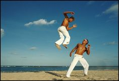 Capoeira (gemaakt in Natal)