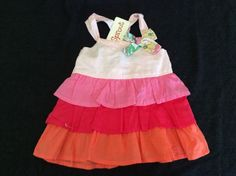 Sprout Baby Girls Dress Size 0 NEW