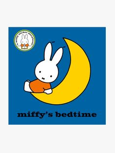 Miffy's Bedtime Sticker Book