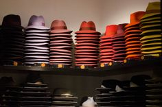 borsalino's hat shop