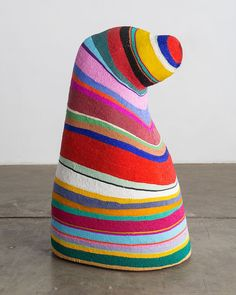Haas Brothers and Monkeybiz South Africa Create Amazing Beaded Sculptures