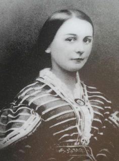 Betty Churchill Jones Lacy, wife of James Horace Lacy, owner of Chatham Manor during the Civil War #Stafford350 Find out more about Betty through her memoirs: http://www.librarypoint.org/memories_long_life