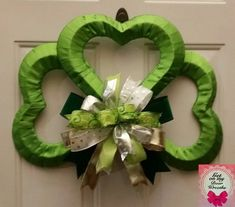St Patricks Door Dec