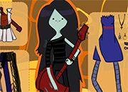 Vestir a Marceline 2   Juegos Adventure Time - Hora de Aventura